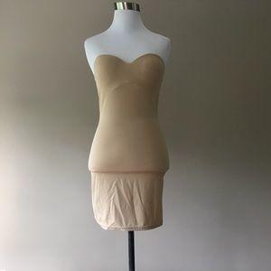 Flexees Size 34C shaper slip dress shapewear 34C
